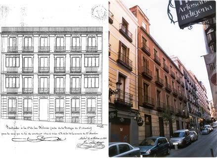 Arquitectura cercana proyectos y propuestas edificio for Estudios arquitectura madrid