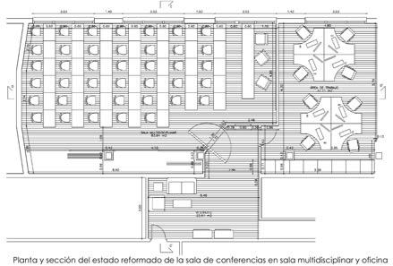 Arquitectura cercana proyectos y propuestas oficinas for Oficina de empleo de segovia